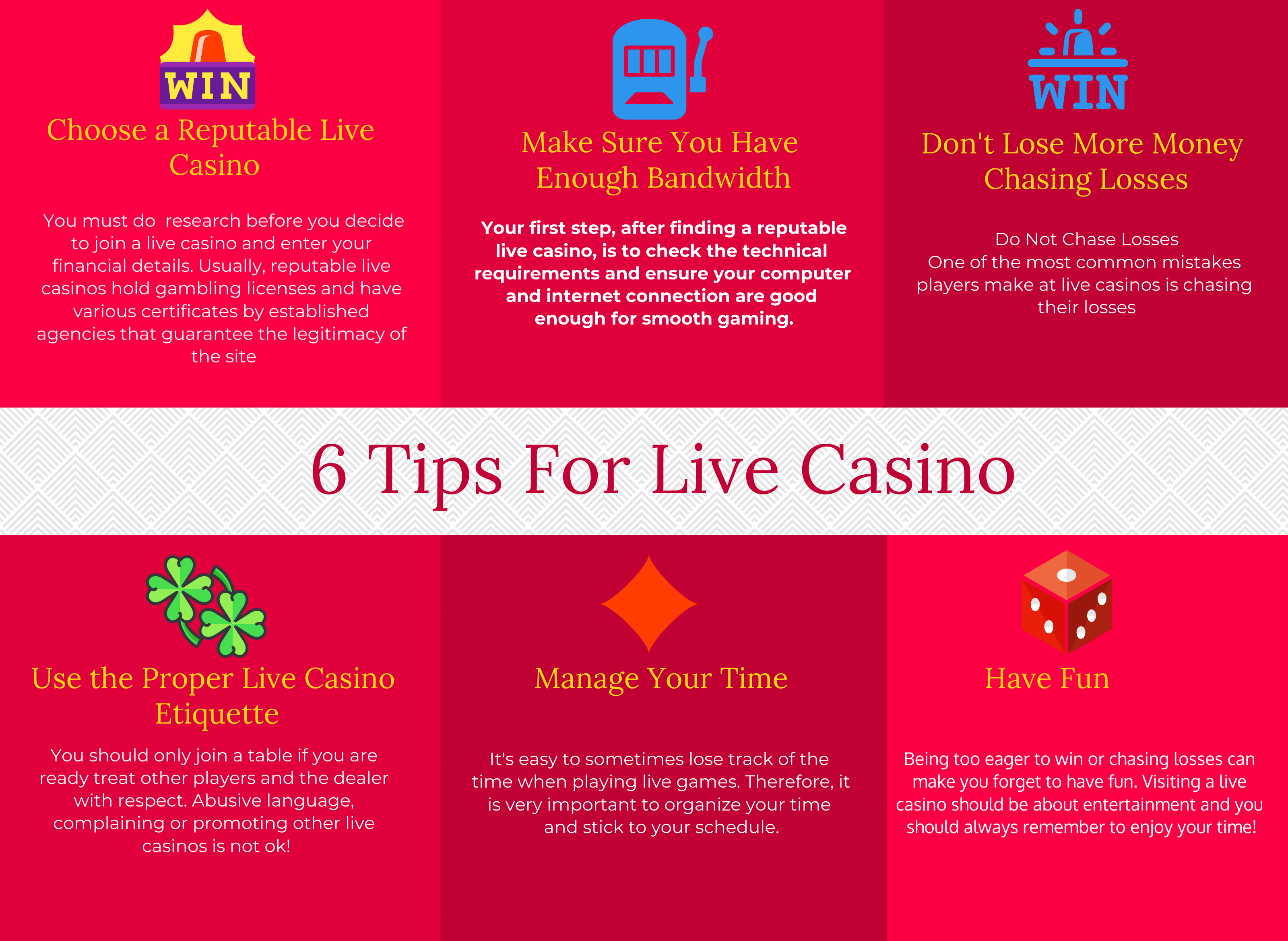 Live Casino Dealer Games